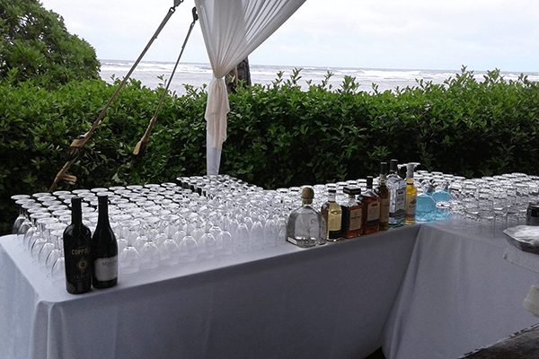 Bar Setups – Party Pono Cocktail Catering